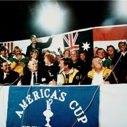 Australia II captured the hearts of a nation when they were victorious in winning the America's Cup in 1983, breaking a 132-year winning streak by the Americans in sport's oldest trophy.