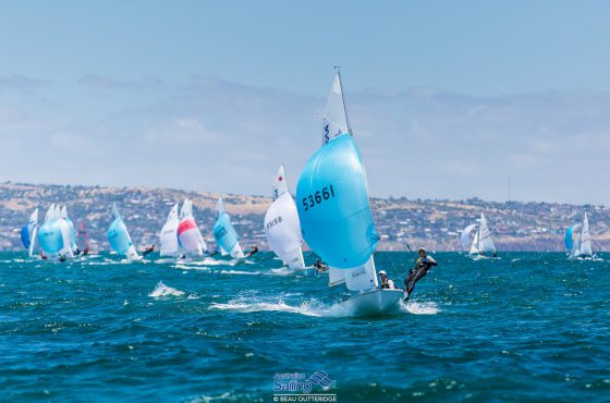 Be A Part Of Australian Sailing History