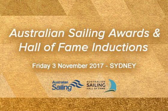 2017 Australian Sailing Awards and Hall of Fame Inductions