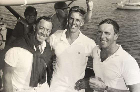 Sir William (Bill) Northam, Peter O'Donnell and James Sargeant to be inducted into the Australian Sailing Hall of Fame