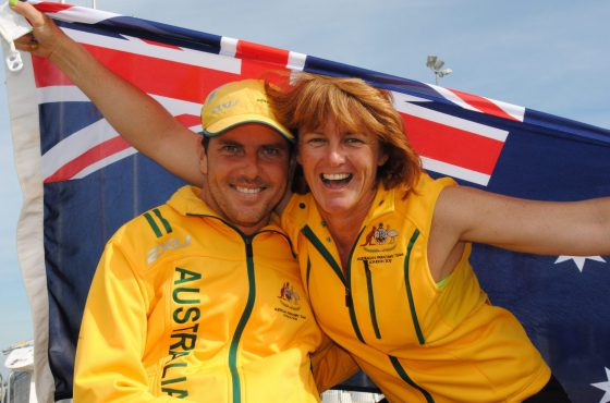 Fitzgibbon & Tesch to be inducted into the Australian Sailing Hall of Fame
