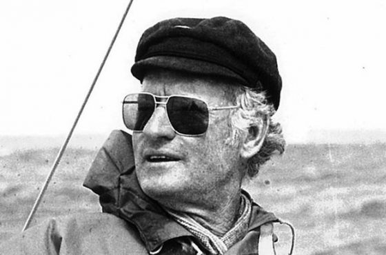 Sailing icon, Rolly Tasker, to be inducted into the Australian Sailing Hall of Fame