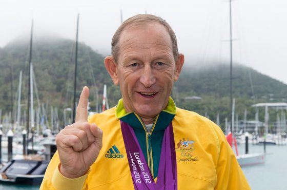 Victor Kovalenko to be inducted into the Australian Sailing Hall of Fame