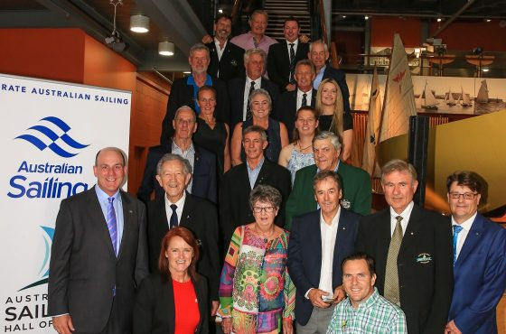 Australian Sailing Hall of Fame to induct Olympians, Paralympians, America's Cup champions and ocean racers