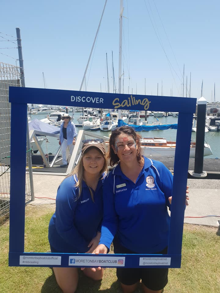 Discover Sailing - Moreton Bay Boat Club