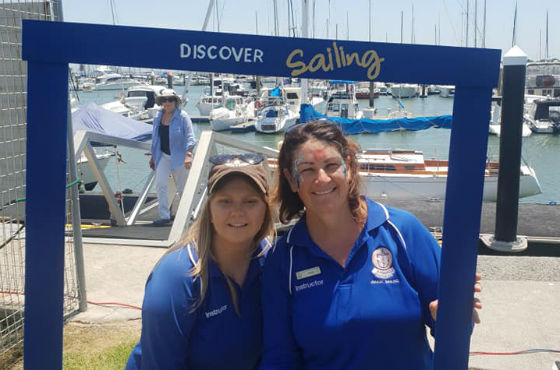 Discover Sailing Days shine as clubs open their doors to sailing