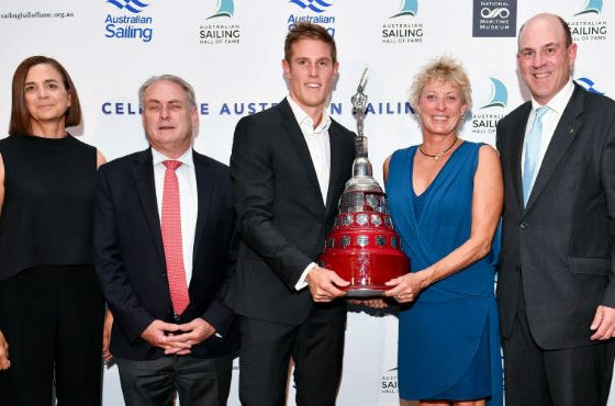 Australian Sailing Awards winners 2018