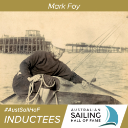 Mark Foy's legacy by any measure makes him one of the most significant historical figures in our sport.