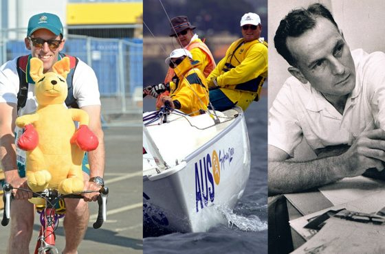 2020 Inductees to the Australian Sailing Hall of Fame announced